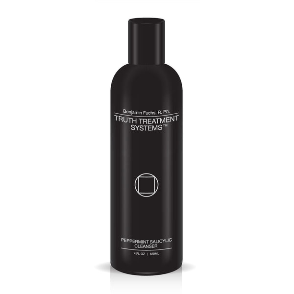 Truth Treatment Systems Peppermint Salicylic Cleanser (4 oz) $45