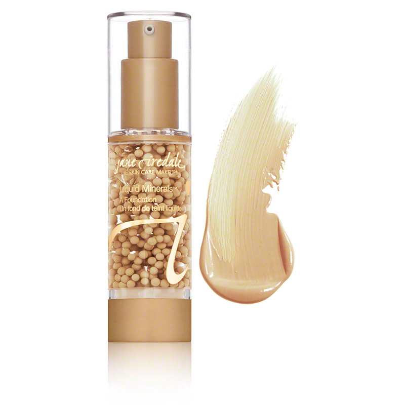 jane iredale Liquid Minerals Foundation - 1.01 oz - $52.00 - Amber
