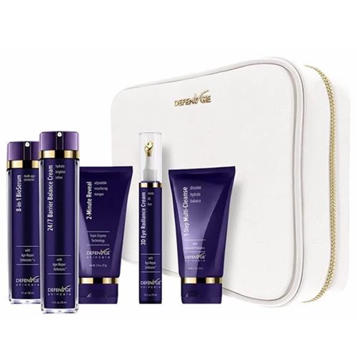 Defenage Holiday Gift Set- Fragrance Free