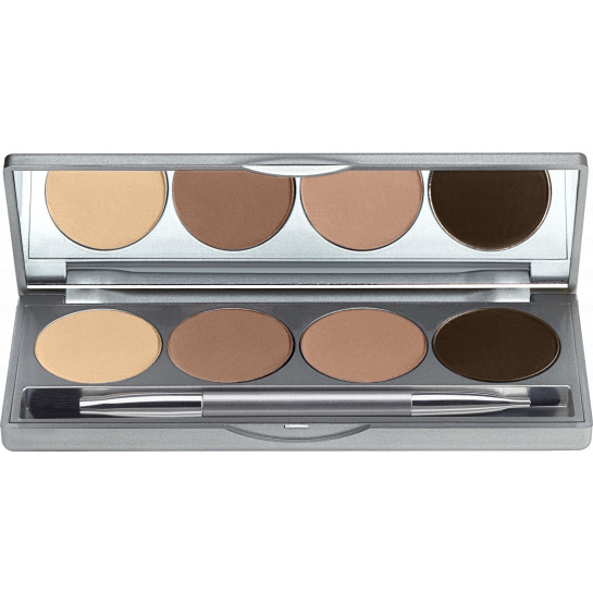 Colorescience Mineral Brow Kit - 9.5 g - $49.00 - Palette