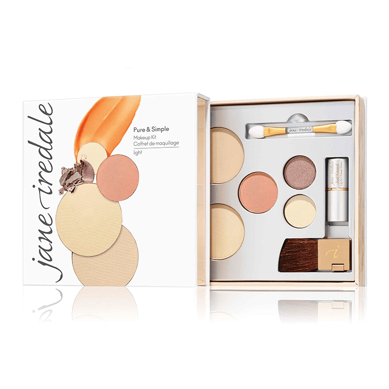 jane iredale Pure & Simple Kit - Harben House