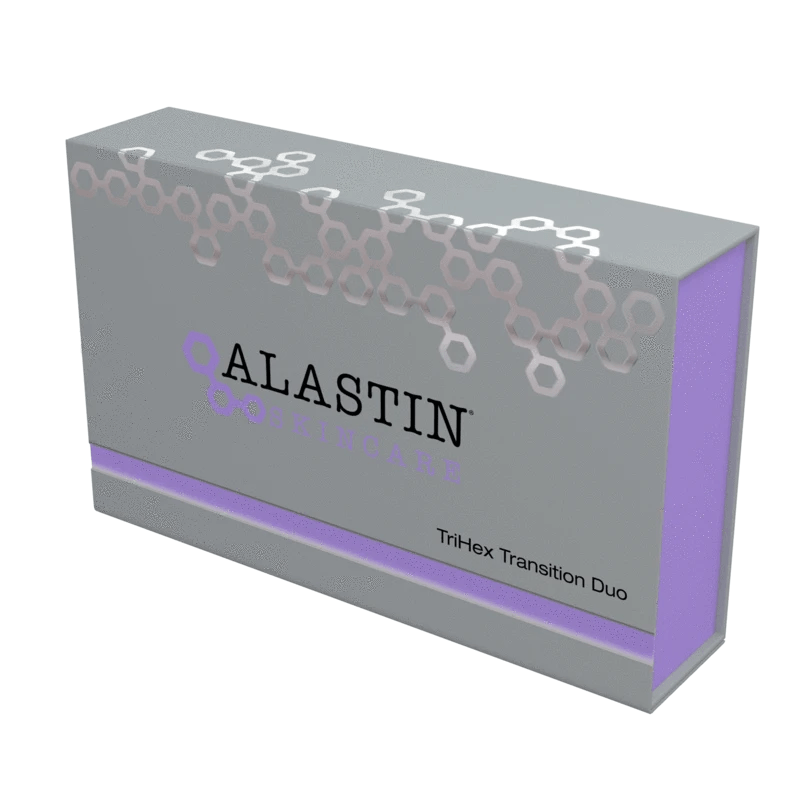 Alastin Skincare TriHex Transition Duo in Box