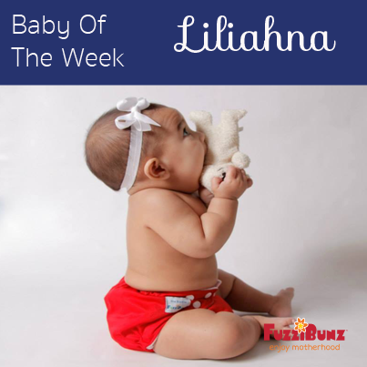 Sweet Liliahna - Baby of The Week