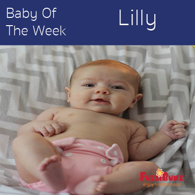 Baby Of The Week #1 - Lilly