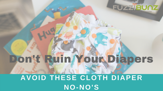 Tips and Trick of the Trade - How to Avoid Cloth Diaper Mishaps