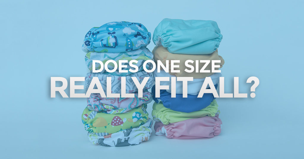 Does One Size Really Fit All? Your Guide to the FuzziBunz Adjustable Cloth Diaper Sizing System