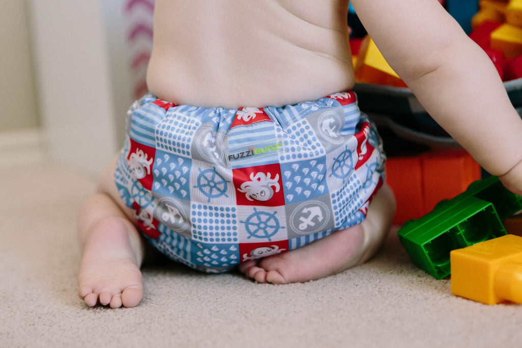 Do Cloth Diapers Work With My Baby's Sensitive Skin?