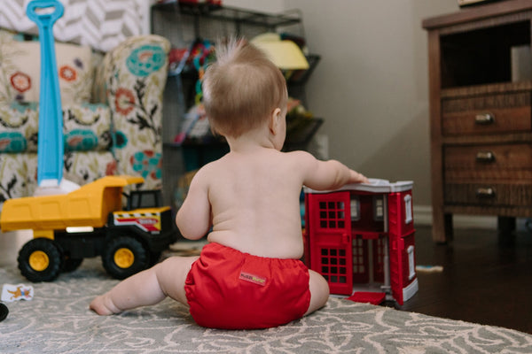 Three Reasons Why You Should Try Reusable Diapers