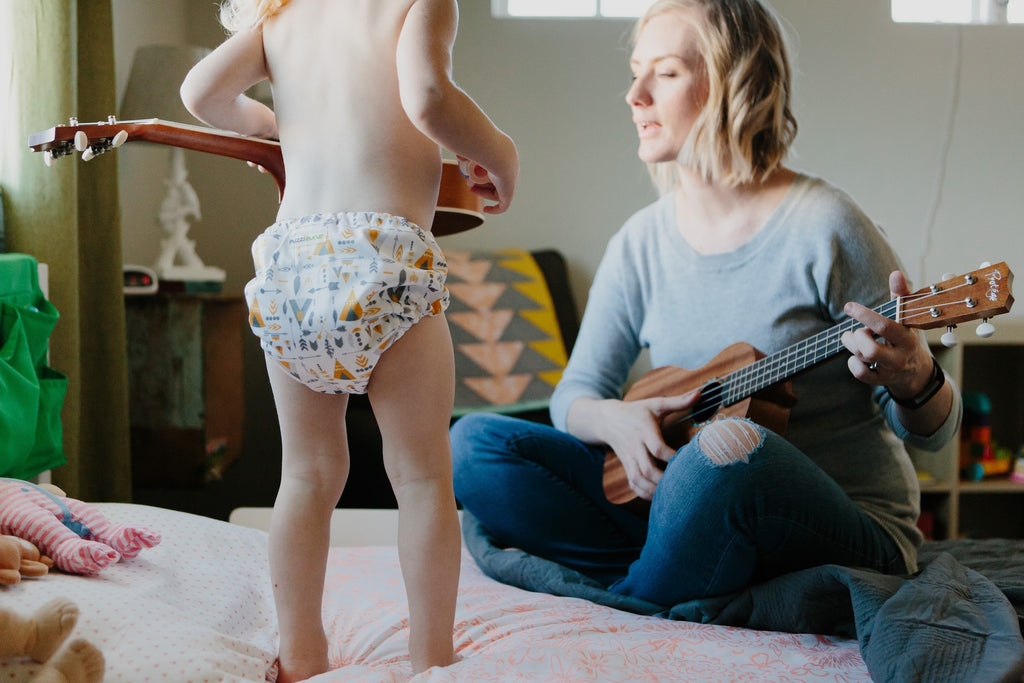 The Normal Mom's Guide To Cloth Diapering