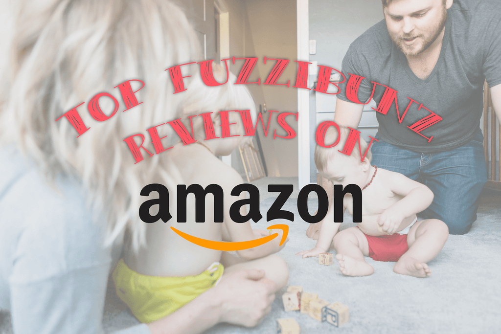 Top Amazon Reviews on FuzziBunz Modern Cloth Diapers