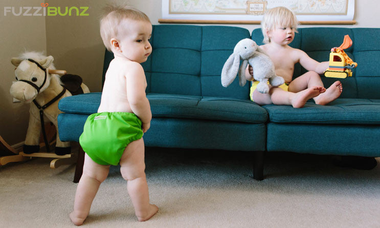 HOW we do it! Quality Cloth Diapers EVERY Family Can Afford