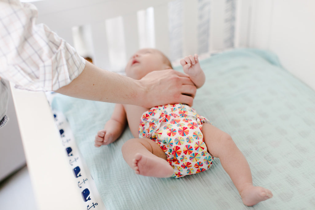 FuzziBunz |  Cloth Diapering
