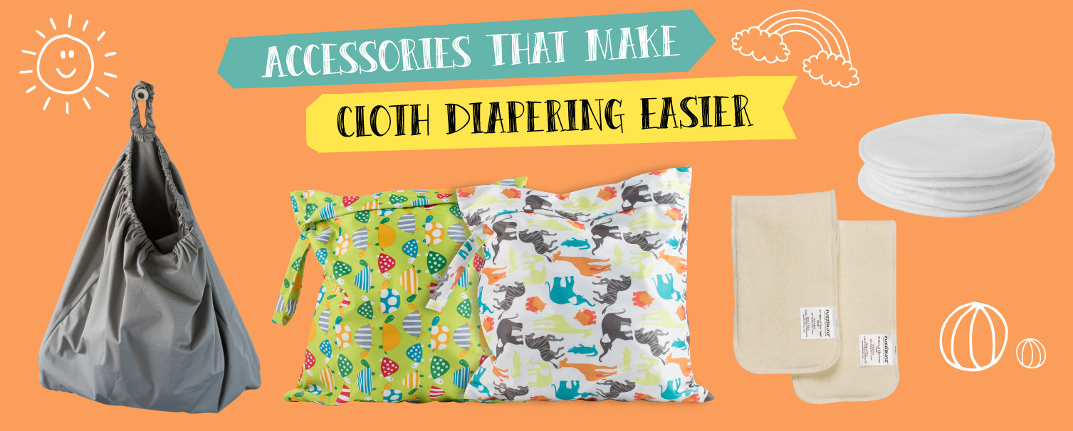 FuzziBunz | Modern Cloth Diapers Accessories