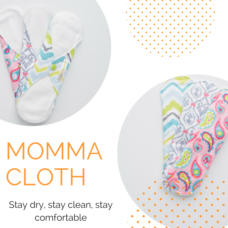 FuzziBunz | Momma Cloth