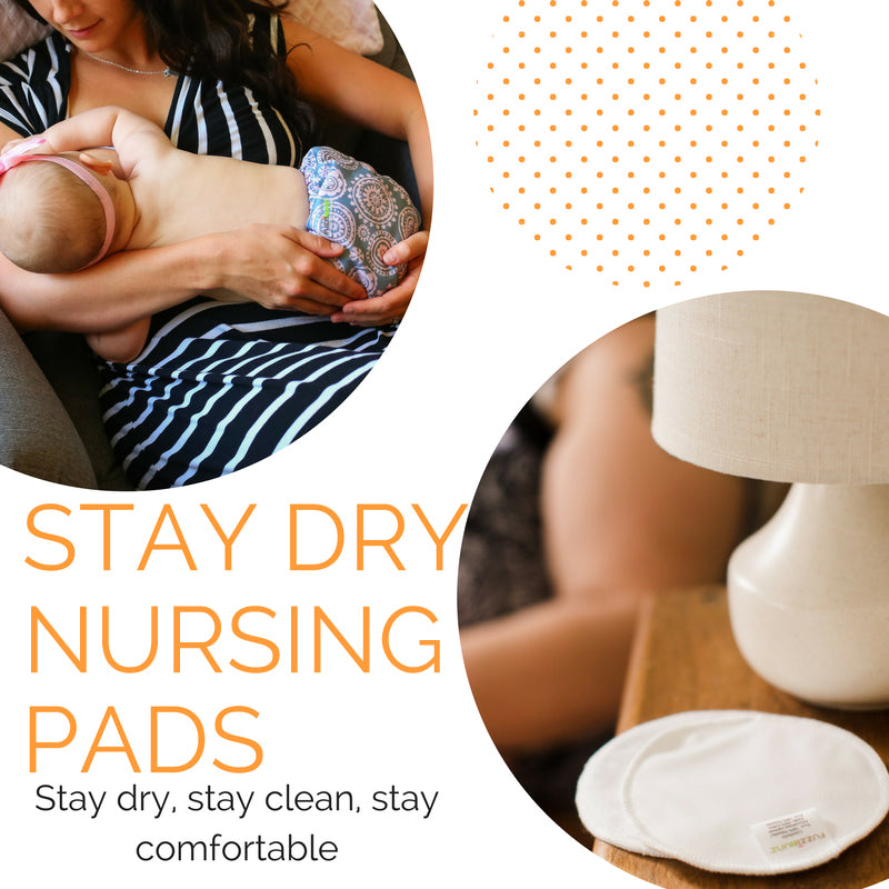 Stay Dry Leak Free Nursing Pads - 6 PK