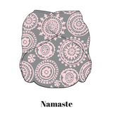 Namaste | FuzziBunz | One Size Pocket Diapers
