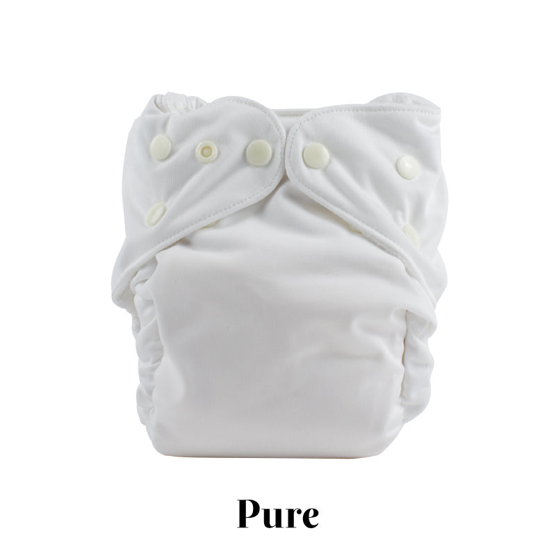 FuzziBunz All-in-One Diaper