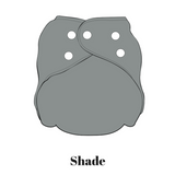 Shade | FuzziBunz | First Year Pocket Cloth Diapers