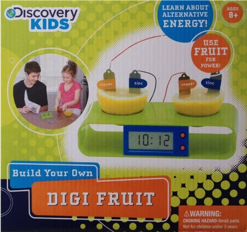 Discovery Kids Build Your Own Digi Fruit