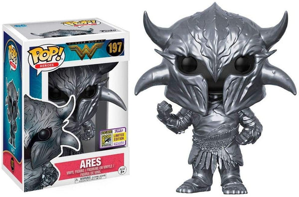 Funko POP! Heroes: DC Comics Wonder Woman Ares Summer Convention Exclusive