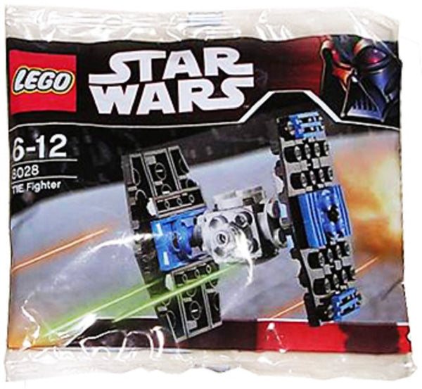 Lego, Star Wars, TIE Fighter (8028) Bagged