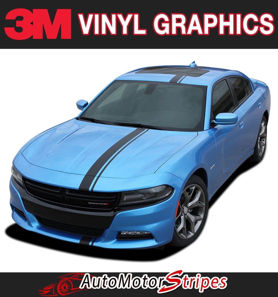 E-RALLY 15 vinyl striping package, brand new from AutoMotorStripes!