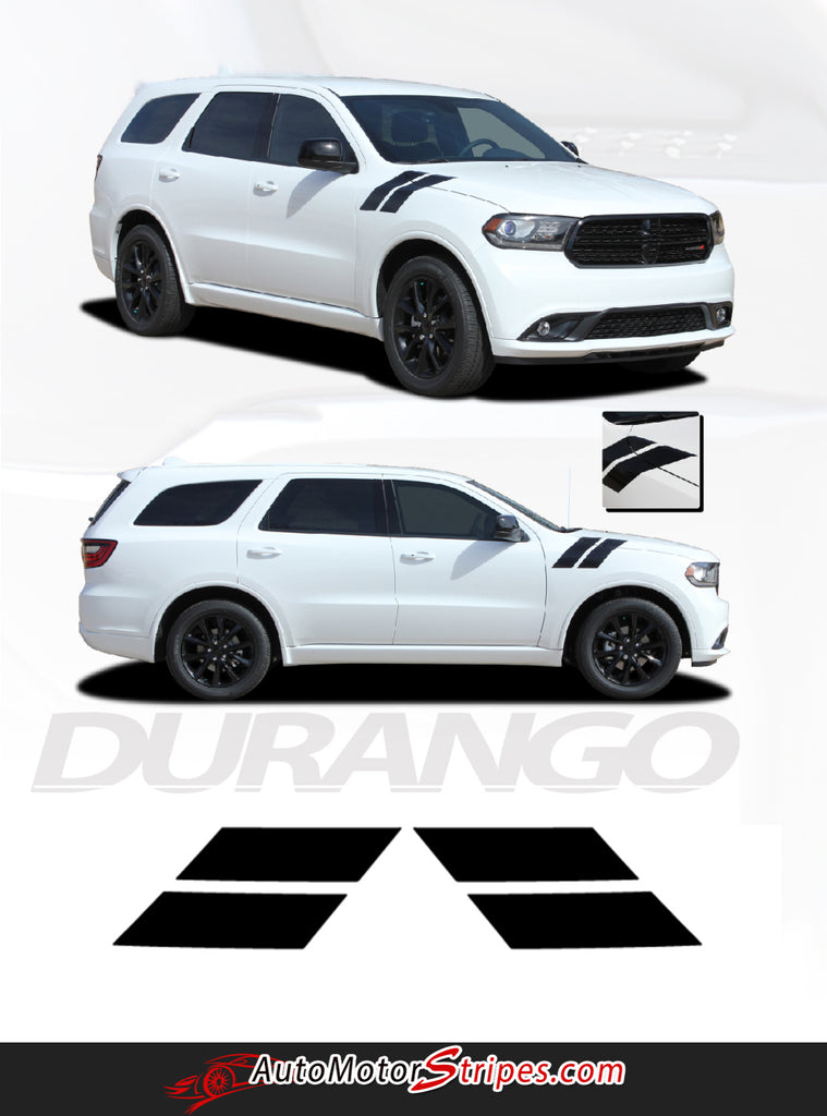 2011-2018 DODGE DURANGO STRIPES | DODGE DURANGO DECALS | DURANGO VINYL GRAPHICS