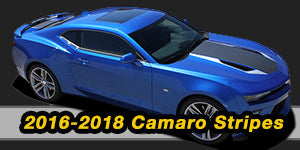 2018 2017 2016 2015 2014 2013 Chevy Camaro Vinyl Graphics Decals Stripe Package Kits