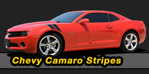 2010 2011 2012 2013 Chevy Camaro Vinyl Graphics Decals Stripe Package Kits