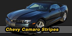 2014 2015 Chevy Camaro Vinyl Graphics Decals Stripe Package Kits