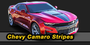 2021 2020 2019 Chevy Camaro Vinyl Graphics Decals Stripe Package Kits
