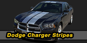 2011 2012 2013 2014 Dodge Charger Vinyl Graphics Decals Stripe Package Kits