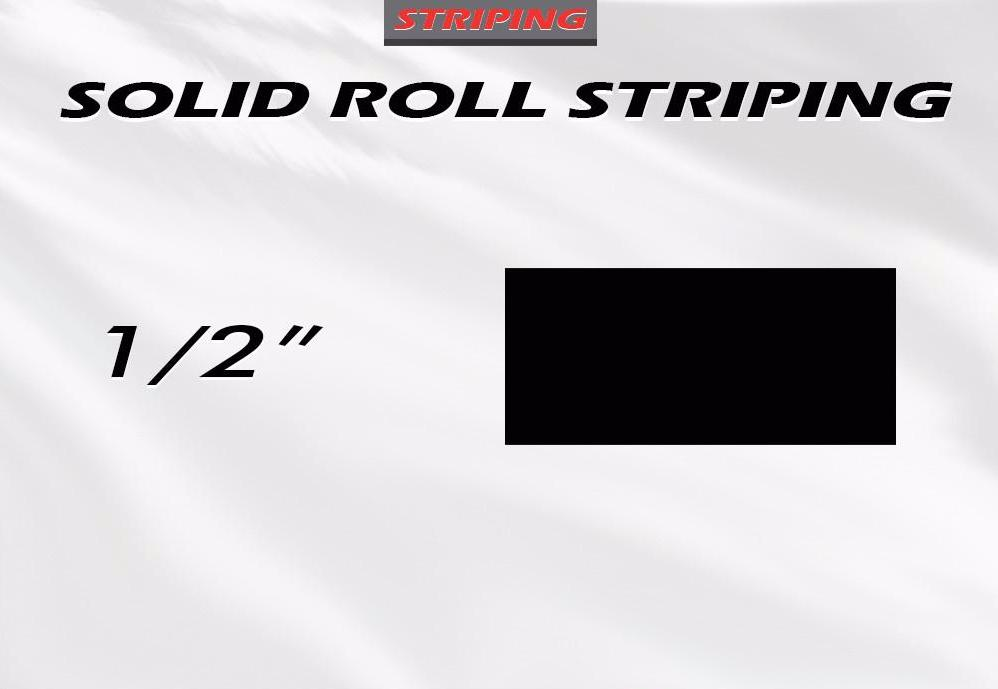 "1/2"" x 150ft Pin Stripe Roll Accent Pinstriping 
