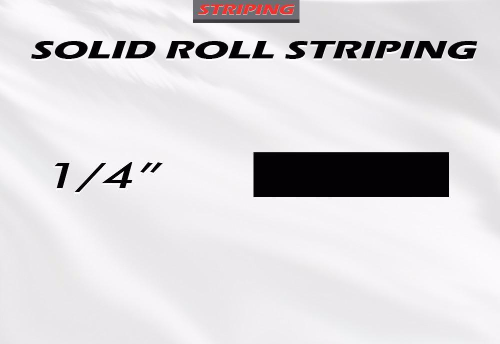 "1/4"" x 150ft Pin Stripe Roll Accent Pinstriping 