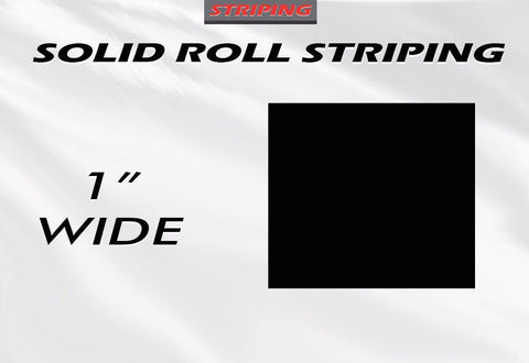 "1"" x 150ft Pin Stripe Roll Accent Pinstriping 