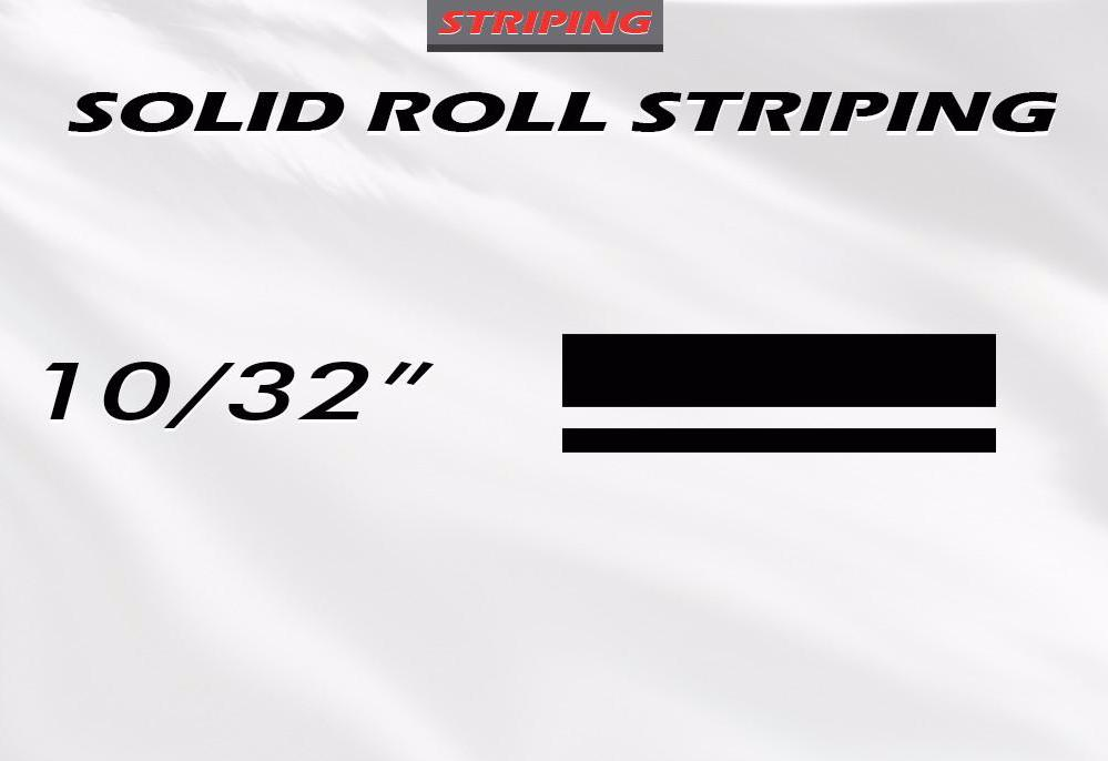 "10/32"" x 150ft Pin Stripe Roll Accent Pinstriping 