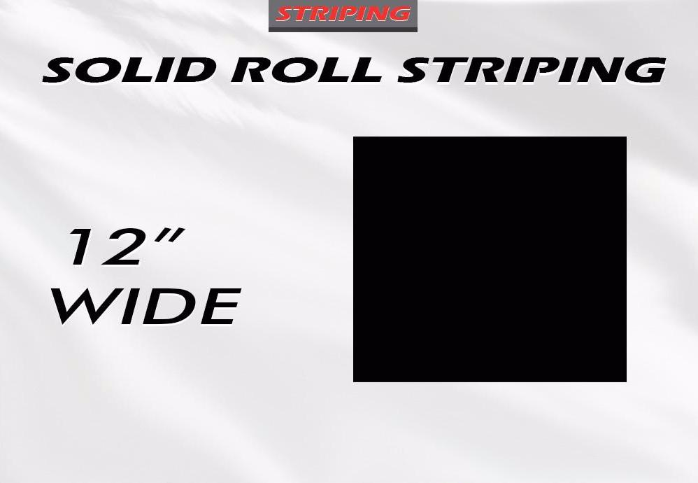 "3//16/"" x 150/' Double Line Two Color Vinyl Graphics Stripe Pinstripe Roll Pin"