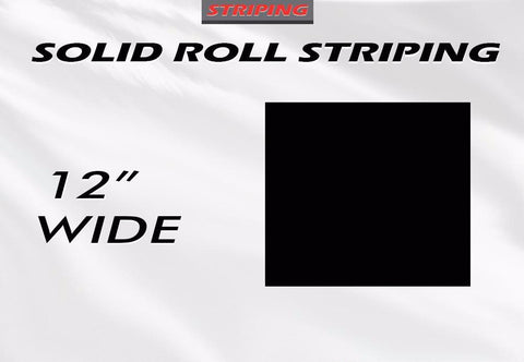 "12"" x 50ft Pin Stripe Roll Accent Pinstriping 