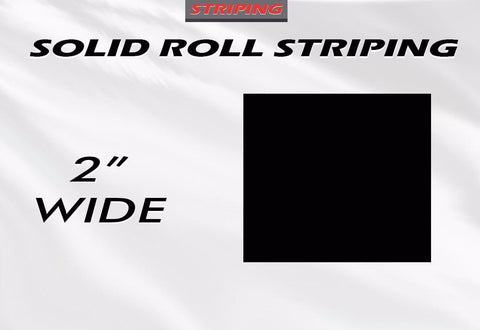 "2"" x 150ft Pin Stripe Roll Accent Pinstriping 