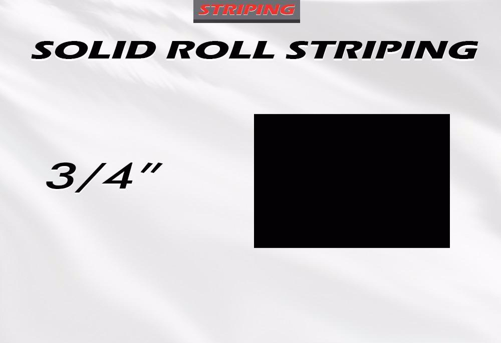 "3/4"" x 150ft Pin Stripe Roll Accent Pinstriping 