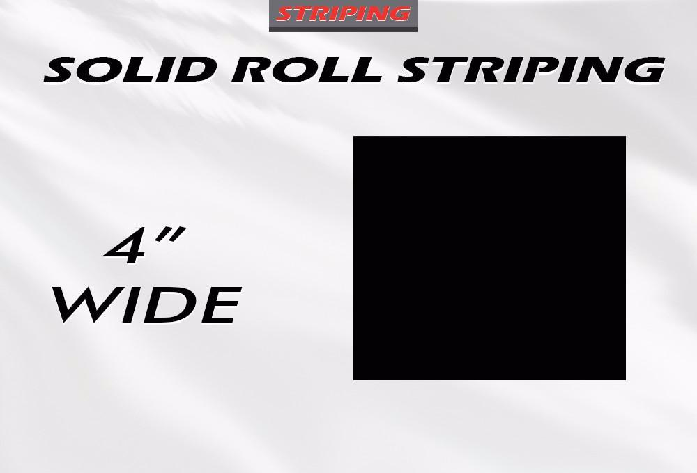 "4"" x 150ft Pin Stripe Roll Accent Pinstriping 