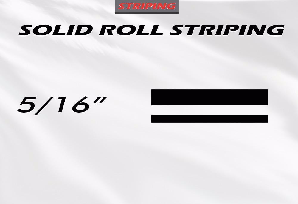"5/16"" x 150ft Pin Stripe Roll Accent Pinstriping 