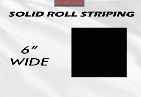 "6"" x 50ft Pin Stripe Roll Accent Pinstriping 