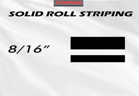 "8/16"" x 150ft Pin Stripe Roll Accent Pinstriping 