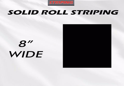"8"" x 50ft Pin Stripe Roll Accent Pinstriping 