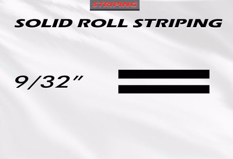 "9/32"" x 150ft Pin Stripe Roll Accent Pinstriping 