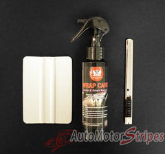 Simple Installation Kit with Vinyl Care Sealant