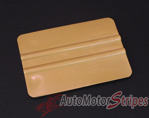 3M Gold Squeegee for Vinyl Graphics Installation