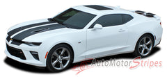 2016 2017 2018 Chevy Camaro Cam-Sport OEM Factory Style Rally and Racing Stripes Kit fits SS and RS Models