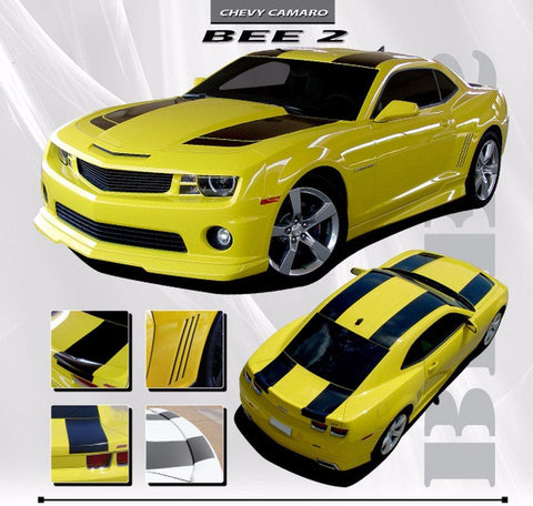 2010 2013 Or 2014 2015 Chevy Camaro Bumblebee Bee 2